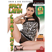 Spicy Latin Cravings Cover