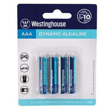 AAA Batteries 4-Pack in packaging