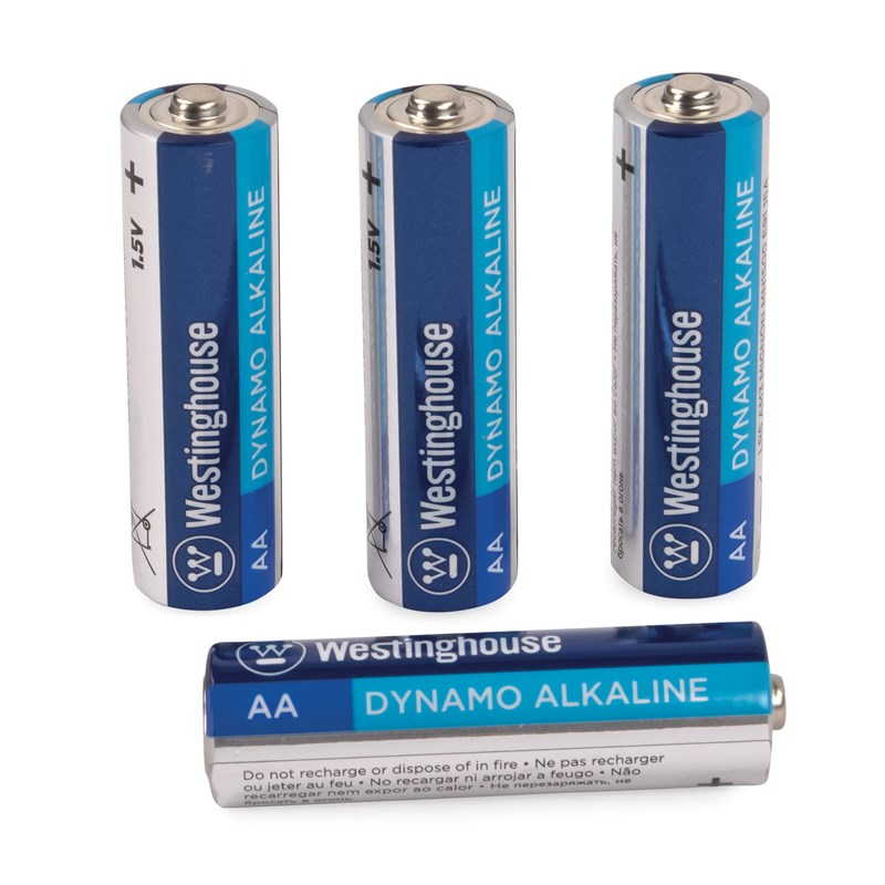 Westinghouse AA Batteries (4 pack)