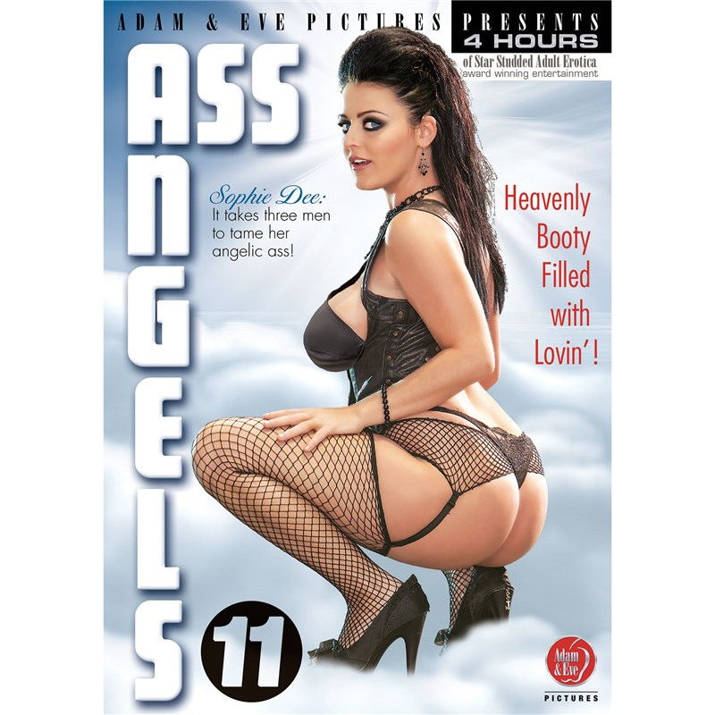 Ass Angels 11