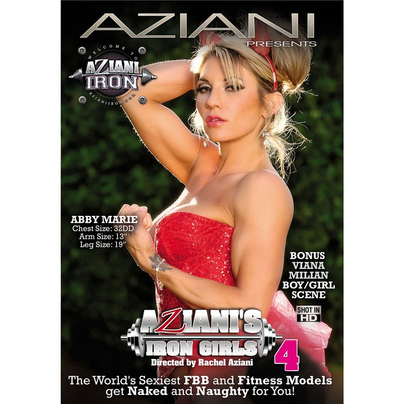 Azianis Iron Girls 4
