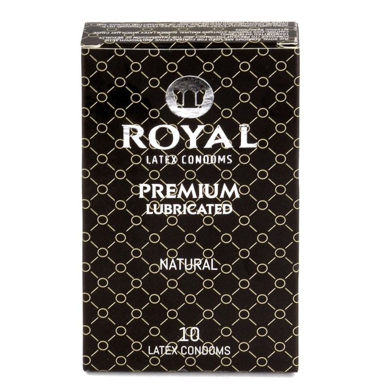 Royal Flavored Condoms