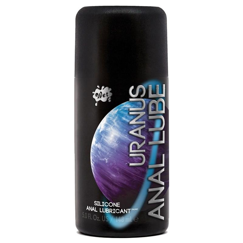 Wet Uranus Silicone Anal Lube