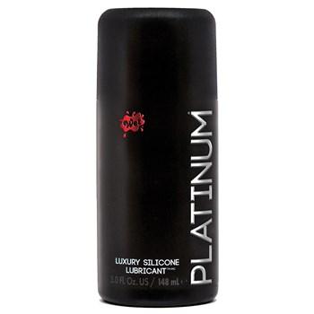 Wet Platinum Silicone Lubricant bottle