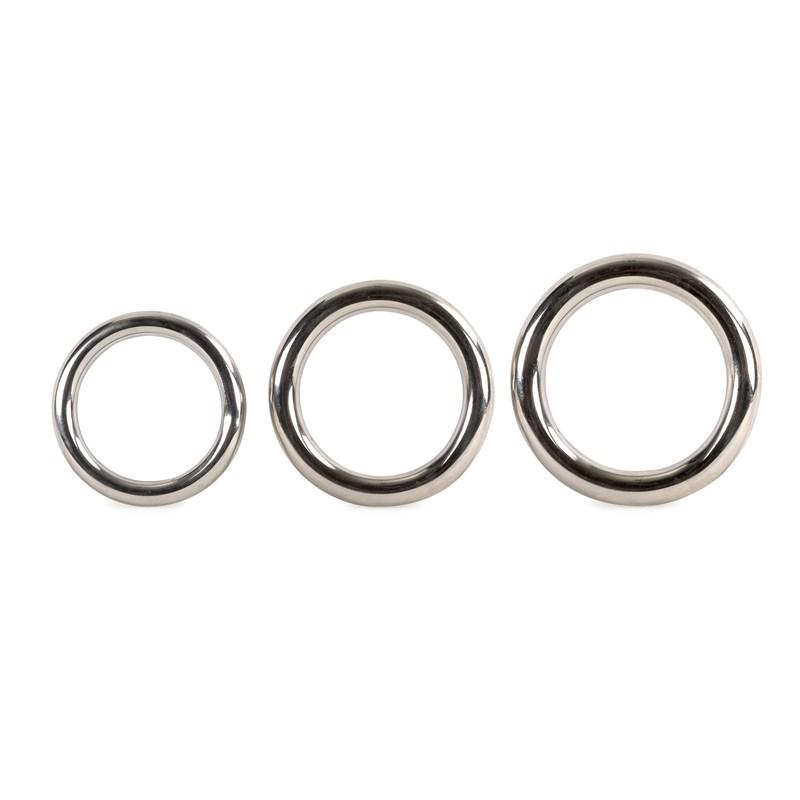 Titus Fine Steel Ring