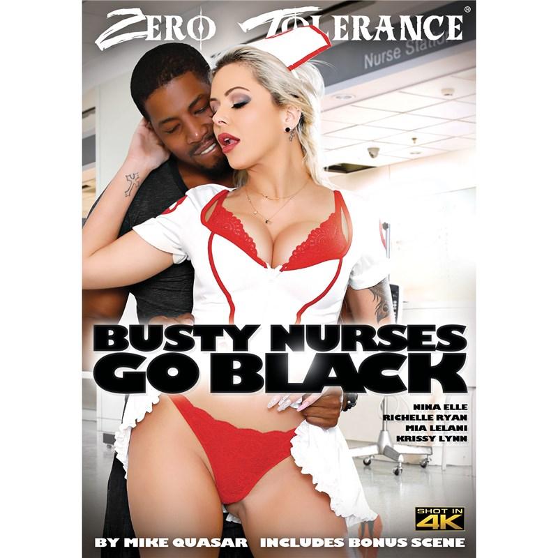 Busty Nurses Go Black
