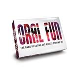 Oral Fun Board Game packaging