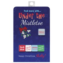 Under The Mistletoe Dice box