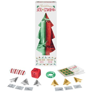 Christmas Sex Crackers items