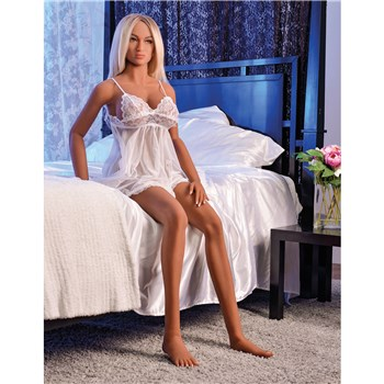 Ultimate Fantasy Doll - Kitty on bed