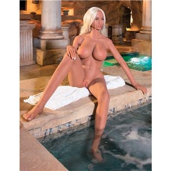 Ultimate Fantasy Doll - Kitty at pool