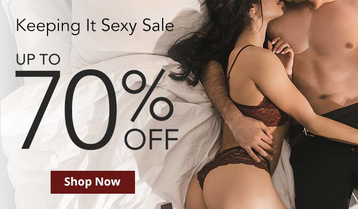 Save Now! Keep It Sexy Sale!