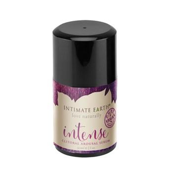 Intimate Earth Intense Clitoral Arousal Serum bottle