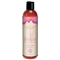 Intimate Earth Soothe Anal Lubricant bottle