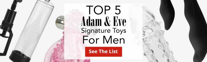 Shop Top 5 Mens Signature Toys!