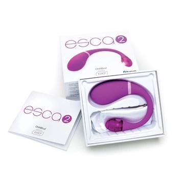 Ohmibod Esca 2 Couples Vibrator in box