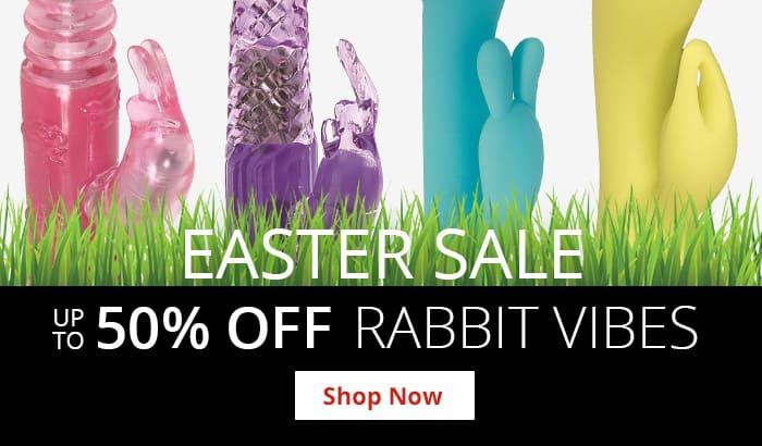 Shop Easter Rabbit Vibe Sale!