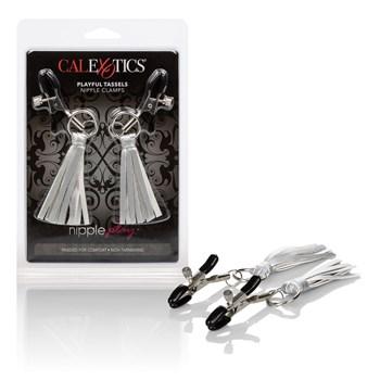 Playful Nipple Tassels silver package
