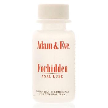 Adam & Eve Forbidden Anal Lubricant 1 oz