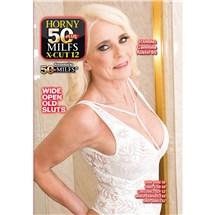 Horny 50 Plus MILFS X-Cut 12 Cover