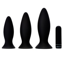 Adam & Eve Rechargeable Anal Plug Set