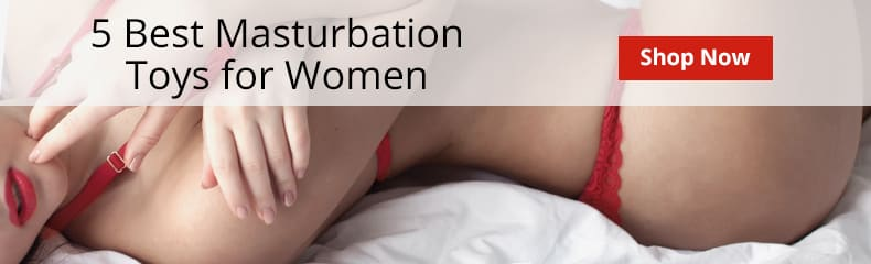 Women with sex toys