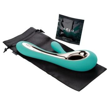 Lelo Soraya 2 Dual Stimulating Massager with bag