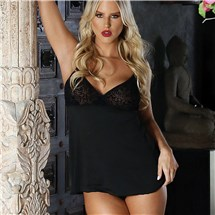 Eve's Pure Passion Babydoll front