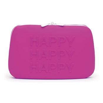 Happy Rabbit Storage Bag-Large purple