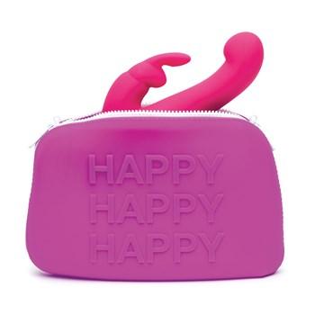 Happy Rabbit Storage Bag-Large with toy