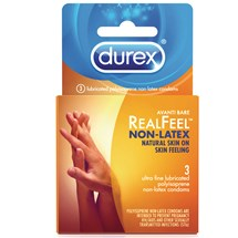 Durex Avanti Bare Realfeel Non-Latex Condom package