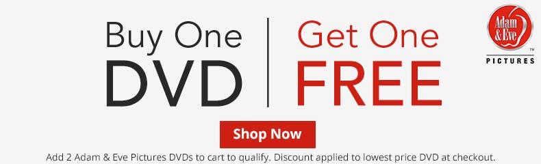 Buy 1 Get 1 Free AEP DVDs!