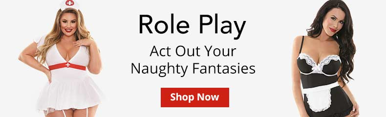 Save Now On Role Play Lingerie!