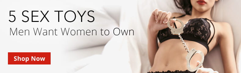 Shop 5 Products Men Want Women To Own!