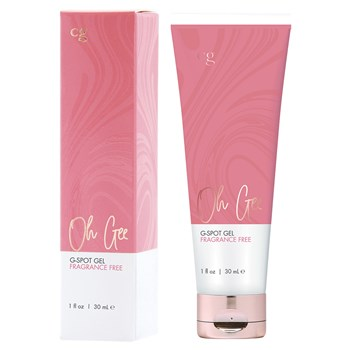 Oh Gee G-Spot Gel with box