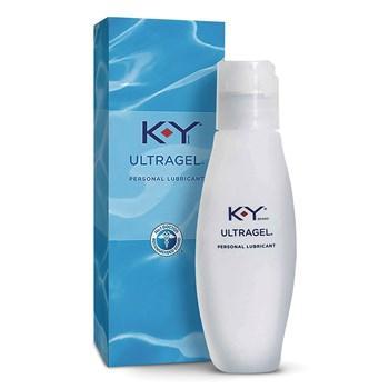 K-Y Ultragel Personal Lubricant bottle