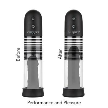 Optimum Series Rechargeable EZ Pump Kit diagram