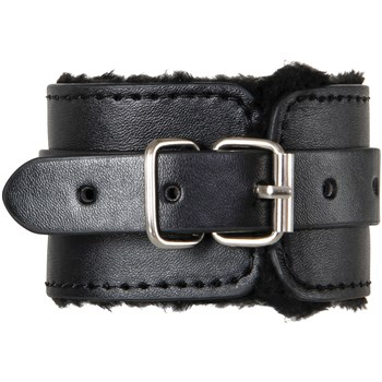 A&E Hog Tie Kit close up of wrist cuff with buckle