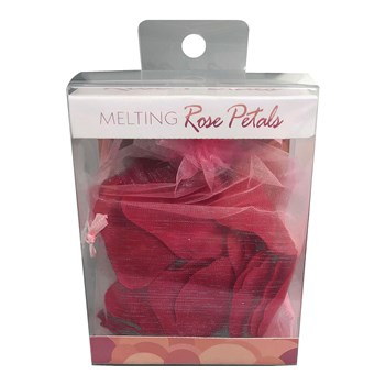 Melting Rose Petals