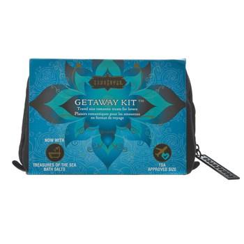 Kama Sutra Getaway Kit front of bag
