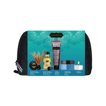 Kama Sutra Getaway Kit back of bag