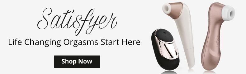 Shop Satisfyer Clit Vibrators!