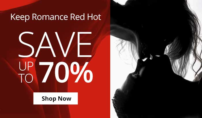 Shop Keep Romance Red Hot Sale! Up To 70% Off!