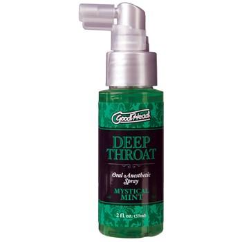 Goodhead Deep Throat Spray mint