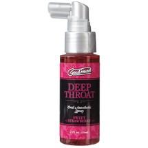 Goodhead Deep Throat Spray strawberry