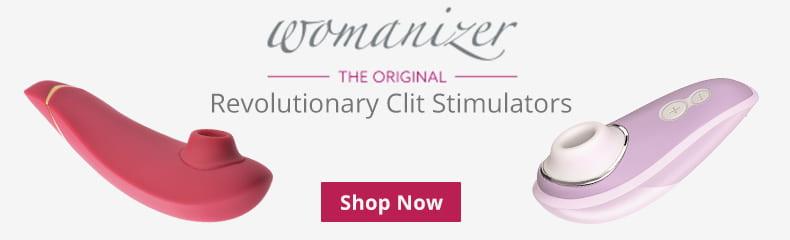 Shop Womanizer Vibrators!