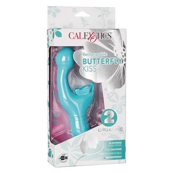 Butterfly Kiss Rechargeable G-Spot Vibrator box