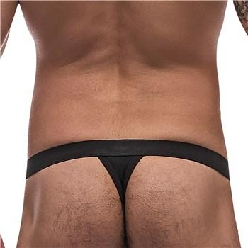 Pure Comfort Bong Thong black back on model