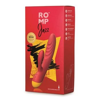Romp Jazz Rabbit upright product shot