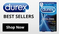 Shop Durex Best Sellers!